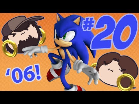 Sonic '06: What Is This? Part 20 Game Grumps
