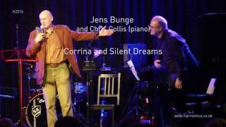 Jens Bunge - Corrina and Silent Dreams @ H2016 NHL Bristol International Harmonica Festival