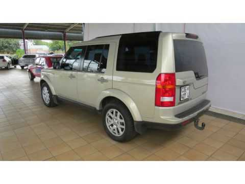 2009 Land Rover Discovery 3 27tdv6 4x4 Automatic Se Auto For Sale