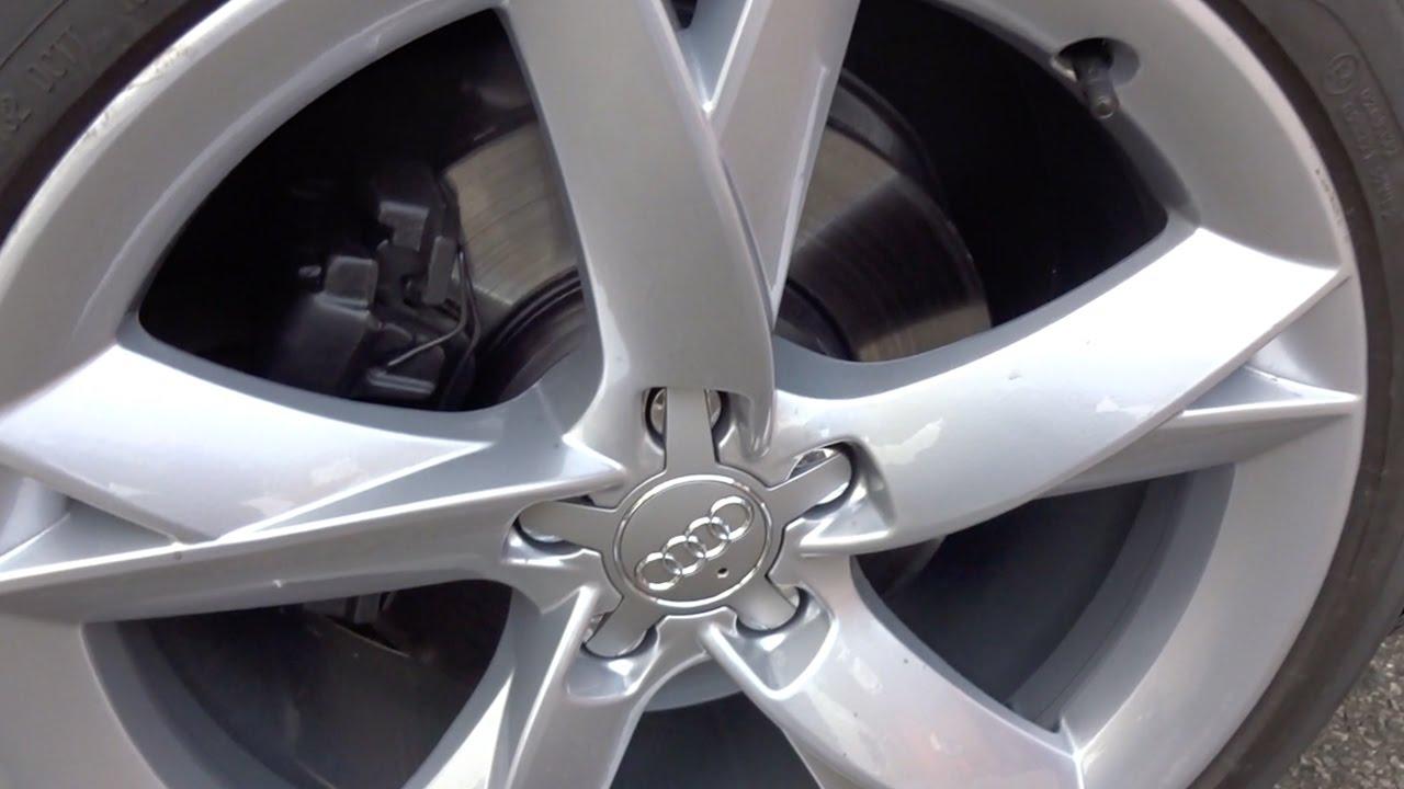 Best way to Refurbish Alloy Wheels - YouTube