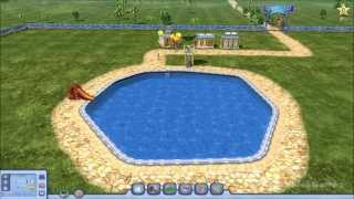 Waterpark Tycoon Gameplay (PC HD)