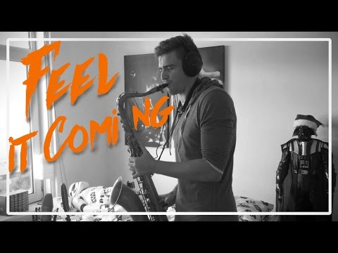 The Weeknd - I Feel It Coming [Saxophone...
