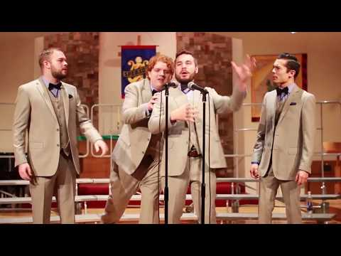 The Newfangled Four - Award Winning A Cappella Group (LA)