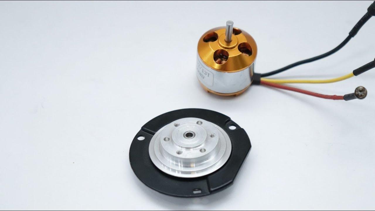 DIY ESC | How to make esc for brushless motor or hard disk motor