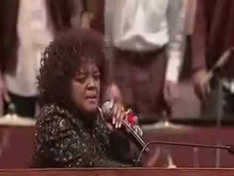 Albertina Walker Memorial Service - Shirley Caesar (Part 1)