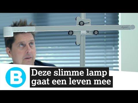 Review: Dyson Lightcycle, hoe slim kan een lamp zijn?