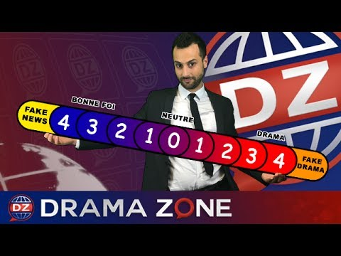 Le Drama Metre - Explication Drama, Fake Drama et Fake News