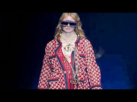 Gucci | Spring/Summer 2018 | Milan Fashion Week