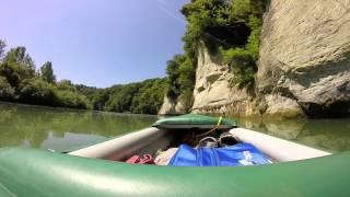 Kajaktour auf dem Schiffenensee