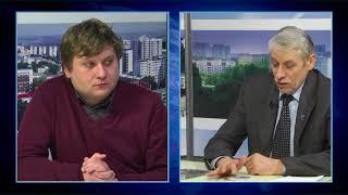 Віктор Флентін у програмі Спортцентр