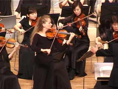 Mendelssohn Violinkonzert Elisabeth Jess Kropfitsch