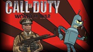 World at War Zombies   With MrDeliriousdude   FUTURAMA EDITION
