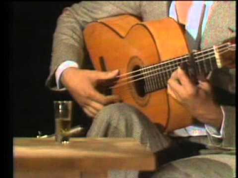 Camaron de la isla-Genio Flamenco