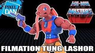 Filmation Tung Lashor He-Man and the Masters of the Universe Figure Video Review