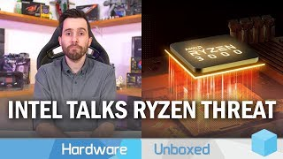 News Corner | Intel Worries About AMD Ryzen Competition, DisplayPort 2.0 Brings HUGE Upgrade