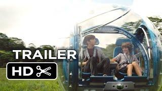 Jurassic World TRAILER 1 (2015) - Chris Pratt, Bryce Dallas Howard Dinosaur Adventure HD