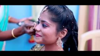 Manojkumar + Swarnalatha Candid Wedding Highlights HD 1080P