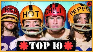 Baixar TOP 10 RED HOT CHILI PEPPERS SONGS