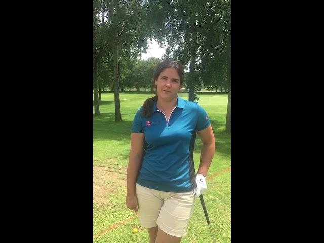 Natalia Escuriola estará en Santander Golf Tour