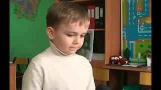 Мальчик сдал маму... главное уверенно сказать)))