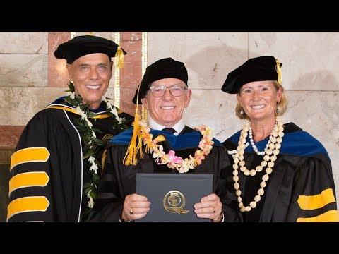 John A. Hache - PhD in Natural Medicine - 2017 Quantum University Graduate