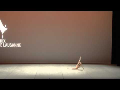 Rina Kanehara - 2015 Prix de Lausanne Prize Winner - Contemporary variation