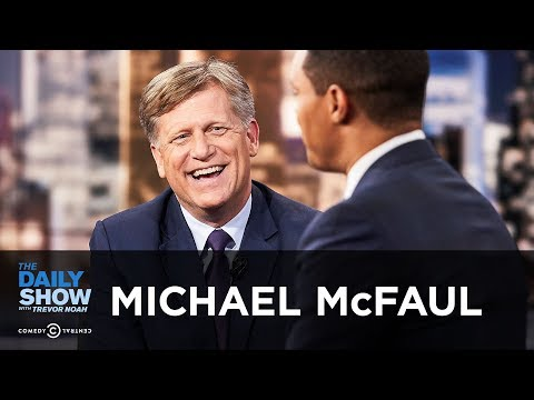 "Michael McFaul - ""From Cold War to Hot Peace"" & Trump's Relationship with Putin 