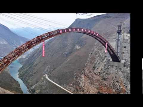 Tallest Railway Bridge in the world