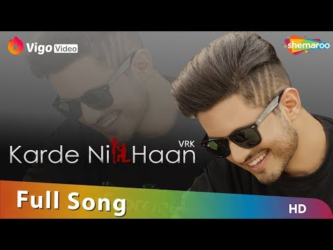 VRK Ft Vigo Users | Karde Ni Haan | Valentines Song |  First Ever User Generated Video