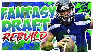 Russell Wilson Will Lead The Way - Madden 20 Fantasy Draft Rebuild