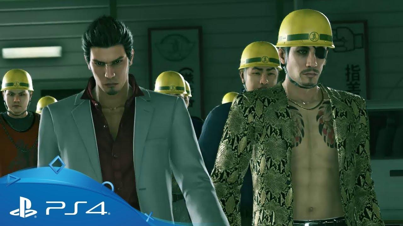 Yakuza Kiwami 2 | Launch Trailer | PS4
