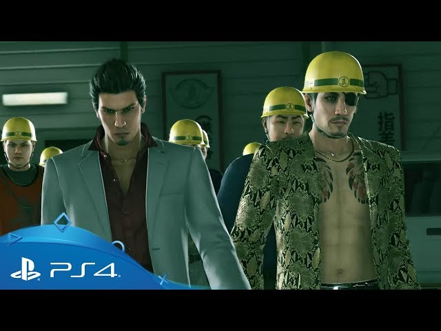 Yakuza Kiwami 2 | Launch Trailer | PS4