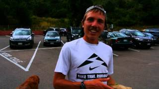 zach miller hit the best groove ever in ccc 100k win