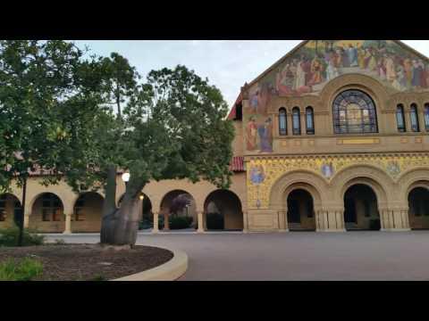 Visiting Stanford University in Palo Alto California 2016