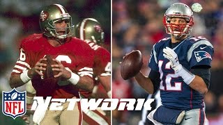 Tom Brady vs. Joe Montana: Who