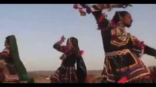 Kalbelia (Gypsy) Dance from India