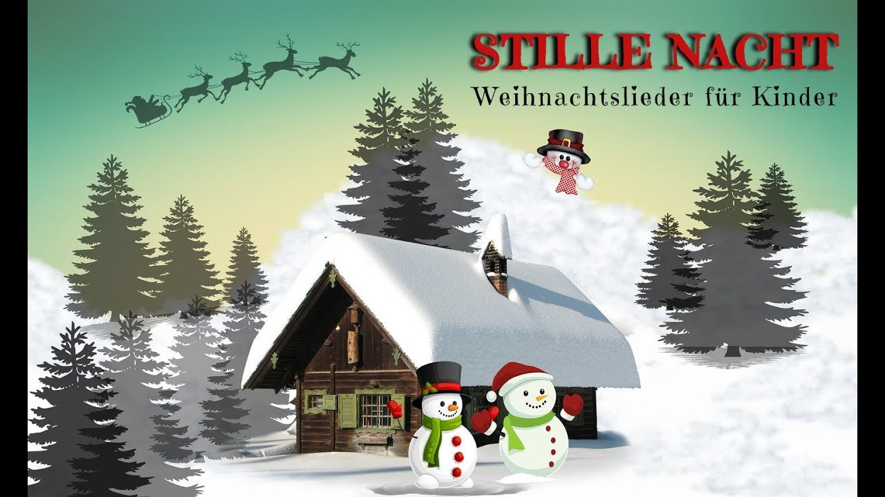 stille nacht f r kinder gesungen alle strophen zu. Black Bedroom Furniture Sets. Home Design Ideas