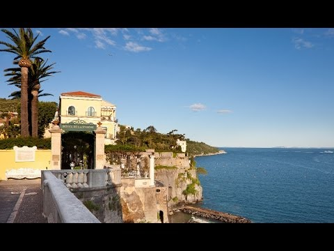 Hotel Bellevue Syrene Sorrento, Italy - Official video by Relais & Chateaux