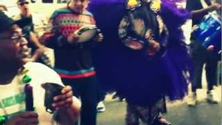 Monk Boudreaux Shotgun Joe Mardi Gras 2012.MOV