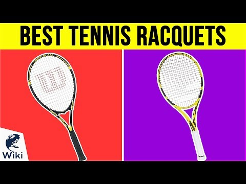 10 Best Tennis Racquets 2019