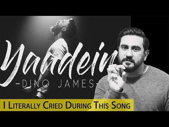 Dino James - Yaadein Official Video Reaction | IAmFawad Cinematics