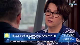 'Ситуація' Тараса Березовця від 21 травня 2018 року  Гість програми Ніна Южаніна