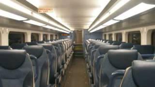 On Board: Multilevel Push-Pull Commuter Cars/ALP-46 NJT Train #7014 to New York Penn Station