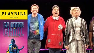 Be More Chill Musical - Curtain Call - 9/14/18