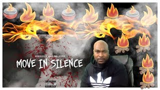 """Merkules ft Snak The Ripper - """"Move In Silence"""" ( Audio) - REACTION"""