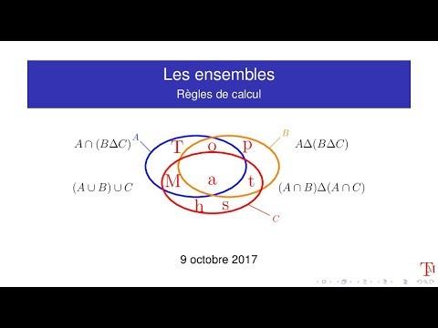 Rgles de calcul sur les ensembles youtube rgles de calcul sur les ensembles ccuart Images