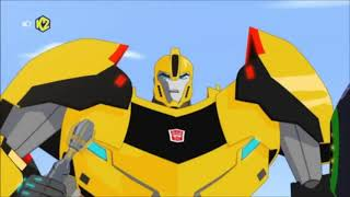 Transformers-Robots In Disguise (2015) - Cartoon-ad (Italienisch) kommerzielle