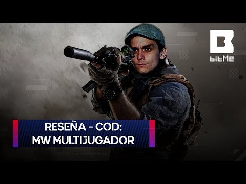 Reseña: Call of Duty - Modern Warfare (multijugador) | BitMe