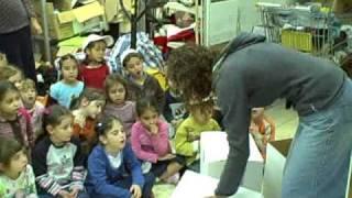 preparation des colis gan HASDEI AVOT HEBRON