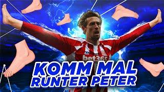 FIFA 16 : ZOCKEN MIT DEN FÜßEN !! KOMM MAL RUNTER PETER #6